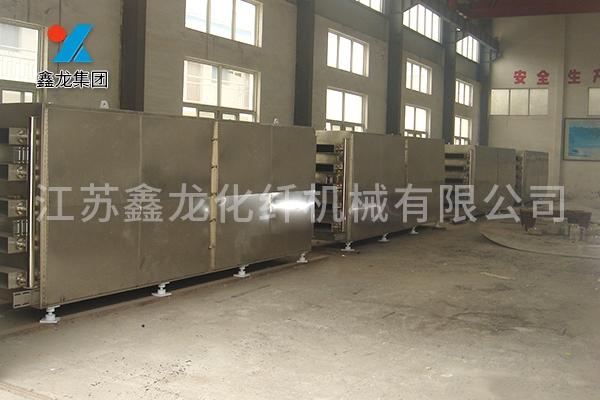 叠加式高性能纤维热处理炉
