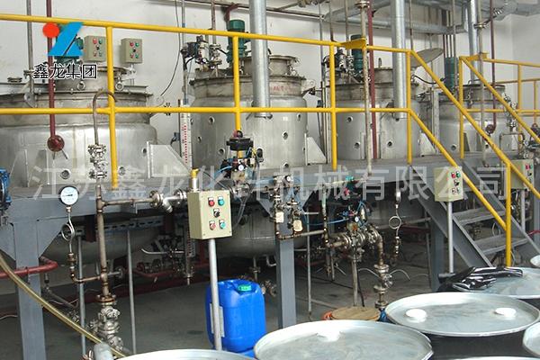 工业丝油剂调配系统