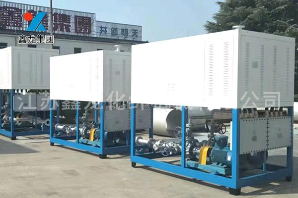 1000KW电加热油炉